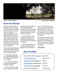 Online Library News, Fall 2009