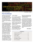 Library System News, Fall 2010