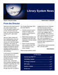 Library System News, Spring 2011