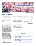 Library System News, Spring 2012 by VCCS Library Services