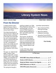 Library System News, Summer 2016